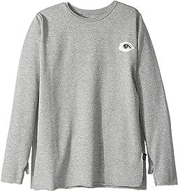 Nununu - Side Slit Sweatshirt (Little Kids/Big Kids)