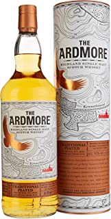 The Ardmore TRADITIONAL PEATED mit Geschenkverpackung Whisky 1 x 1 l