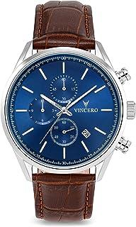 Luxury Men's Chrono S Wrist Watch - 40mm Chronograph Watch - Japanese Quartz Movement…