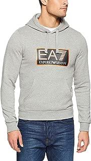 Ea7 emporio armani Men's Pullover Hooded Long Sleeve