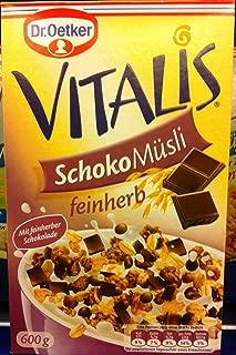 German Vitalis Chocolate Müsli - 600 g
