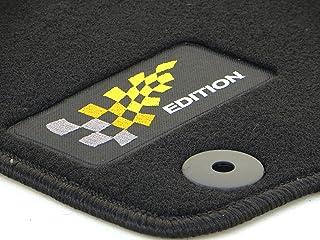 Fußmatten Kettelung blau Opel Tigra Twin Top 2004-2009 Automatten