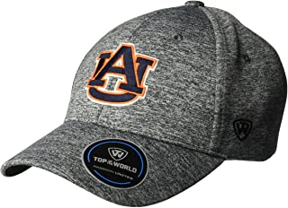 Top of the World NCAA mens Adjustable Steam Charcoal Icon Hat
