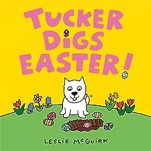 Tucker Digs Easter!