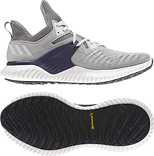 Adidas Alphabounce Beyond 2 M, Chaussures de Trail Mixte Adulte, MultiCouleure FTW Bla Pur Le Y 000, 47 1 3 EU
