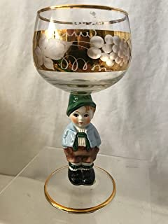 bavarian boy figurine