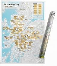 Maps International Ltd Munro Bagging Collect and Scratch Print