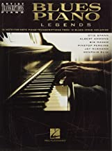 Blues Piano Legends (Artist Transcriptions: Piano)
