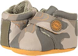 UGG Kids Bixbee Camo (Infant/Toddler)