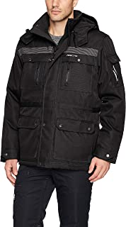 Men's Performance Tundra Jacket with Added Visibility