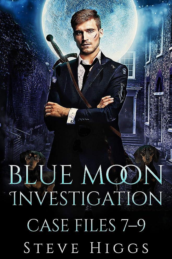 空白道を作るバスケットボールBlue Moon Investigations: Case Files 7-9: A New Adult Humorous Fantasy Adventure Series (Blue Moon Case File Box Set Book 3) (English Edition)