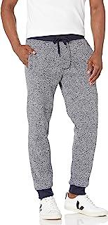 Southpole mens Basic Fleece Marled Jogger Pant Sweatpants