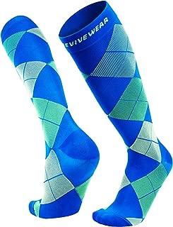 Revivewear Knee High Compression Socks for Men & Women