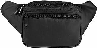 SoJourner Black Fanny Pack - Packs for men, women   Cute Festival Waist Bag Fashion Belt Bags
