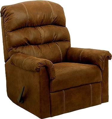 Amazon.com: Flash Furniture HERCULES Series Brown Leather ...