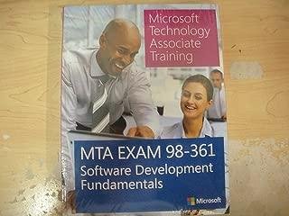 Microsoft Technology Associate Training MTA Exam 98-361 Software Development Fundamentals