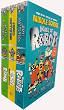 House of robots series james patterson collection 3 books set
