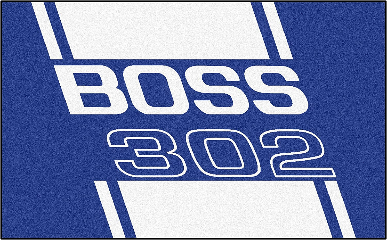 NASCAR Ford - Boss 302 4 x Spring new work 72