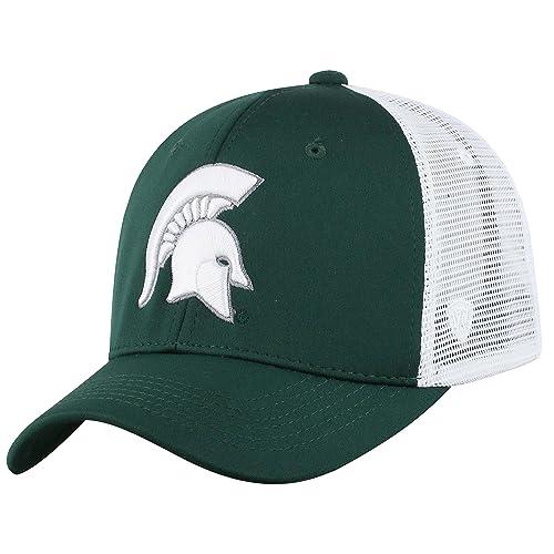 6ebaa71b3b4 Top of the World NCAA-Ranger Trucker Mesh-Adjustable Snapback Hat Cap