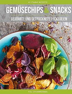Gemüsechips und Snacks: Gedörrte und getrocknete Leckereien