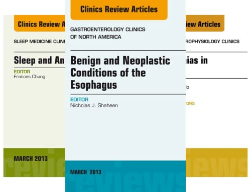 The Clinics: Internal Medicine (151-200) (50 Book Series)