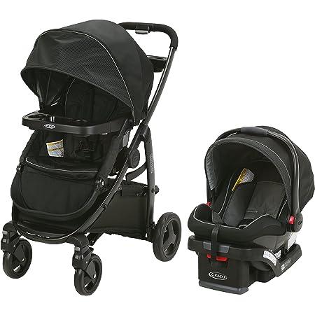 Graco Modes Travel System   Includes Modes Stroller and SnugRide SnugLock 35 Infant Car Seat, Dayton