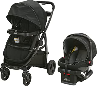 Graco Modes Travel System | Includes Modes Stroller and SnugRide SnugLock 35 Infant Car Seat, Dayton