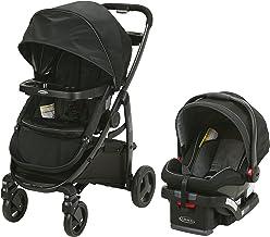 Best Graco Modes Travel System | Includes Modes Stroller and SnugRide SnugLock 35 Infant Car Seat, Dayton Reviews