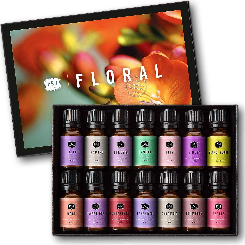 Floral Set Arlington Mall Houston Mall of 14 Premium Grade Fr Rose Fragrance - Violet Oils