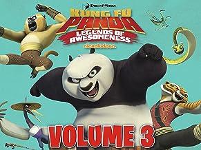 Kung Fu Panda: Legends of Awesomeness Volume 3
