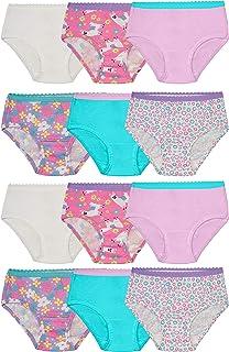 Toddler Girls' Tag-Free Cotton Underwear