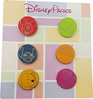 Disney Pin - Character Booster Pack