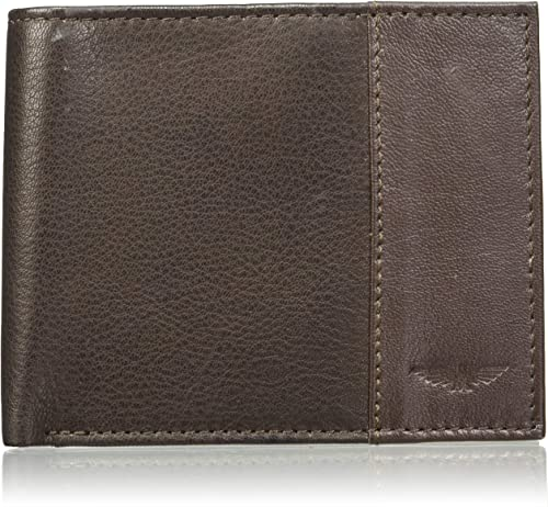 Dark Brown Men s Wallet PZLW00867 O8