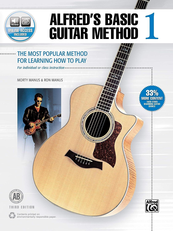 Top 10 Best alfreds basic guitar method 1