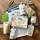 Eat2Explore Subscription Box - Explore the World Through Food/Box Includes 3 Kid-Friendly Recipes, Shopping List for Fresh Ingredients & Cooking Tools