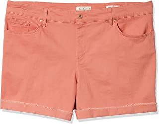 Women's Plus Size Forever Roll Cuff Short