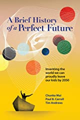 A Brief History of a Perfect Future: Inventing the World We Can Proudly Leave Our Kids by 2050 Kindle Edition