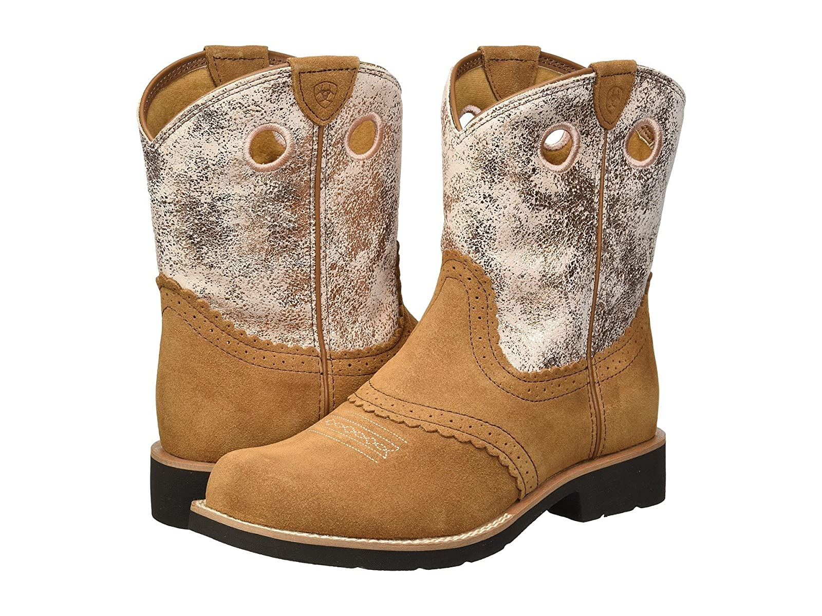 Ariat Kids Fatbaby Cowgirl (Toddler/Little Kid/Big Kid)Selling fashionable and eye-catching shoes