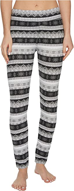 Aventura Clothing - Snowflake Leggings