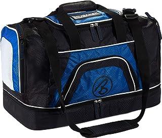 comprar comparacion BRUBAKER Big Base' XXL Bolsa de Deporte 90 L o 'Medium Base' 52 L con Gran Compartimento húmedo + Compartimento para Zapatos