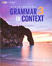 Grammar in Context 3: Student Book/Audio CDs Package