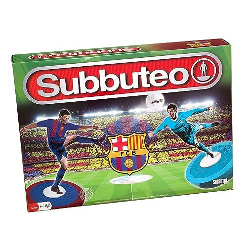 5069713af FCB Subbuteo Playset FC Barcelona 3ª Edizione
