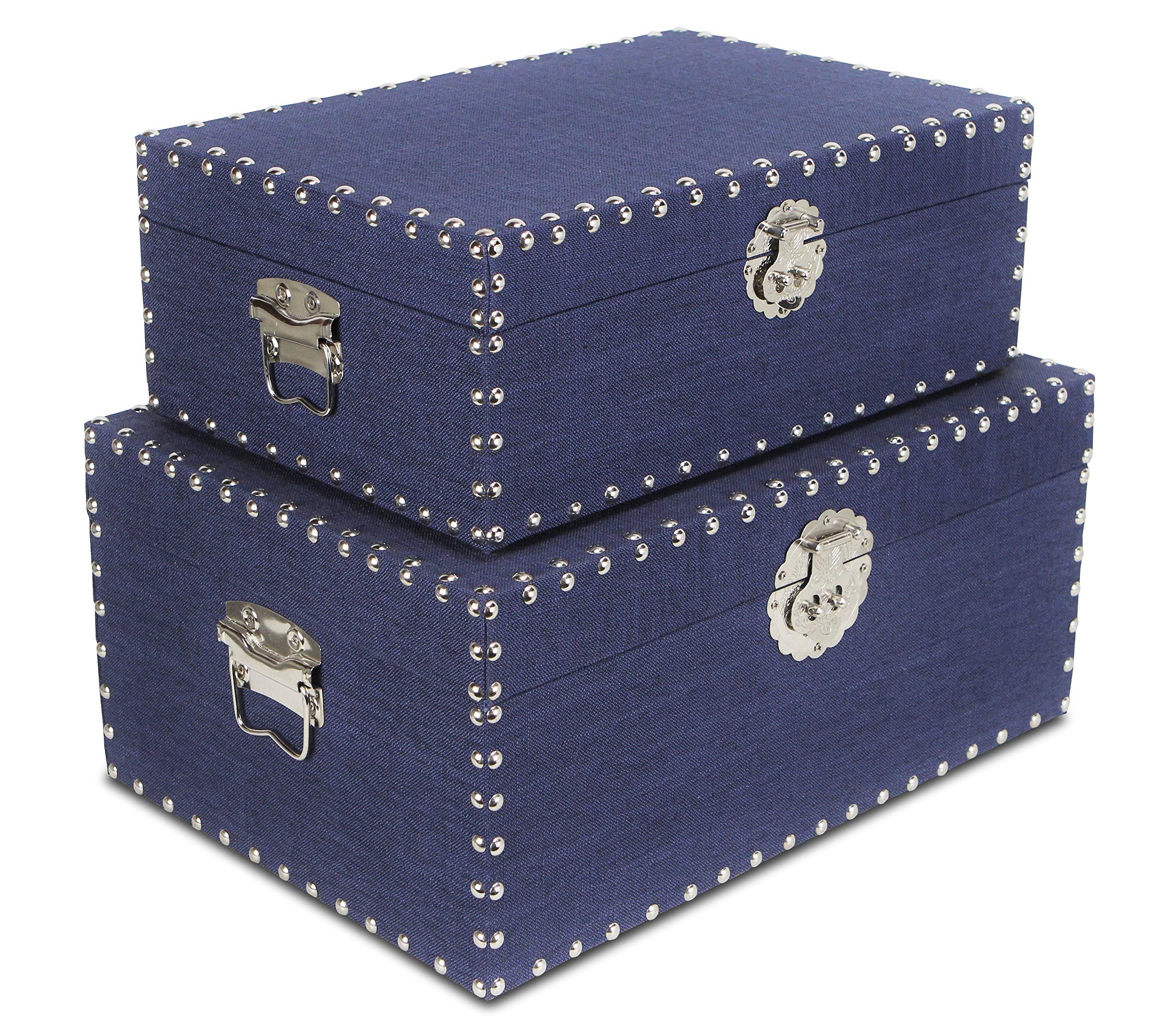 Zeckos Day of the Dead White Sugar Skull Dia De Los Muertos Mirrored Trinket Box Fantasy Gifts