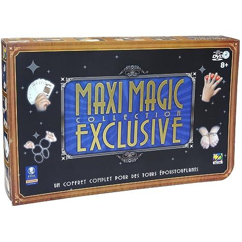 Ak Sport France Cartes - 4763 - Kits De Magie - Coffret Magic Collection Exclusive 1 - Dvd Inclus