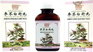 Dolichos Form - Shen Ling Bai Zhu Wan
