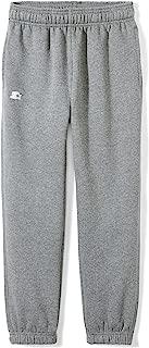 Boys' Elastic-Bottom Sweatpants with Pockets, Amazon Exclusive