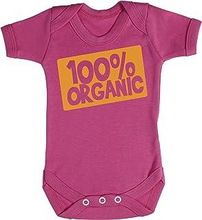 Baby Buddha 100% Organic Design Baby Bodys/Strampler 100% Baumwolle