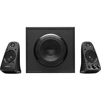 Logitech Z623 400 Watt Home Speaker System, 2.1 Speaker System