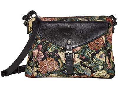 Patricia Nash Avellino Top Zip (Woven Floral) Bags
