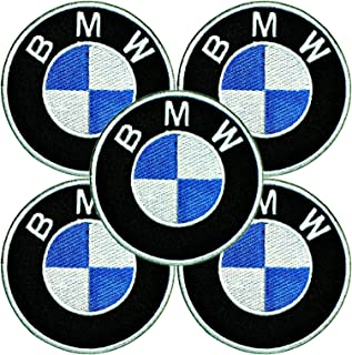 BMW 3 5 7 M Series Cars Motorcycles Logo Clothing Lot 5 Patches PB30